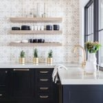 Fabulous Kitchen Backsplash Ideas For a Clean Culinary Experience 102