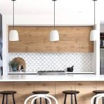 Fabulous Kitchen Backsplash Ideas For a Clean Culinary Experience 110