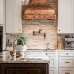 Fabulous Kitchen Backsplash Ideas For a Clean Culinary Experience 112