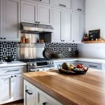 Fabulous Kitchen Backsplash Ideas For a Clean Culinary Experience 117
