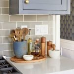 Fabulous Kitchen Backsplash Ideas For a Clean Culinary Experience 126