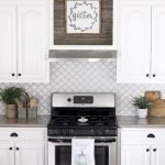Fabulous Kitchen Backsplash Ideas For a Clean Culinary Experience 129