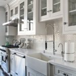 Fabulous Kitchen Backsplash Ideas For a Clean Culinary Experience 151