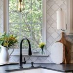 Fabulous Kitchen Backsplash Ideas For a Clean Culinary Experience 158
