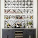 Fabulous Kitchen Backsplash Ideas For a Clean Culinary Experience 161