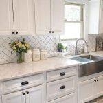 Fabulous Kitchen Backsplash Ideas For a Clean Culinary Experience 162
