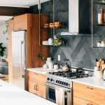 Fabulous Kitchen Backsplash Ideas For a Clean Culinary Experience 169