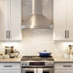 Fabulous Kitchen Backsplash Ideas For a Clean Culinary Experience 186