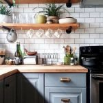 Fabulous Kitchen Backsplash Ideas For a Clean Culinary Experience 39