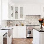 Fabulous Kitchen Backsplash Ideas For a Clean Culinary Experience 45