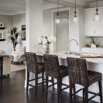 Classy Kitchen Bar Stools Addition to Your Kitchen 13