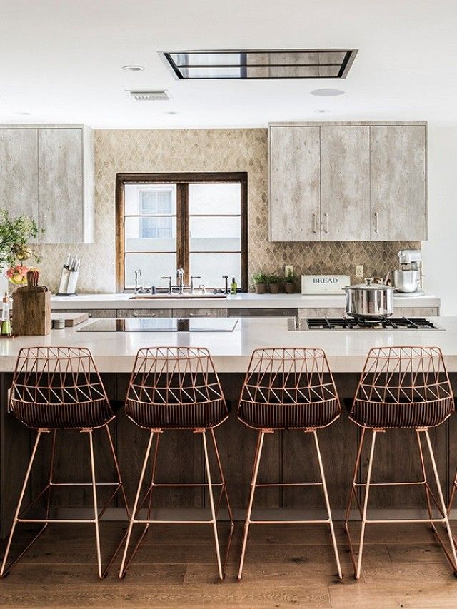 Kitchen Bar Stools049