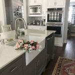 Makeover Your Kitchen Cabinets for More Storage And More Floor Space 59