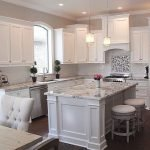 Makeover Your Kitchen Cabinets for More Storage And More Floor Space 60