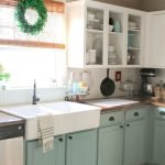 Makeover Your Kitchen Cabinets for More Storage And More Floor Space 62