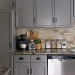 Makeover Your Kitchen Cabinets for More Storage And More Floor Space 64