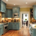 Makeover Your Kitchen Cabinets for More Storage And More Floor Space 65