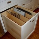 Makeover Your Kitchen Cabinets for More Storage And More Floor Space 66