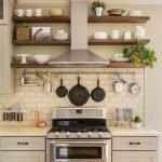 Makeover Your Kitchen Cabinets for More Storage And More Floor Space 69