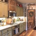 Makeover Your Kitchen Cabinets for More Storage And More Floor Space 73
