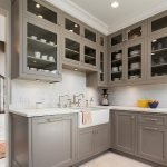 Makeover Your Kitchen Cabinets for More Storage And More Floor Space 74