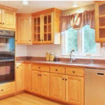 Makeover Your Kitchen Cabinets for More Storage And More Floor Space 80