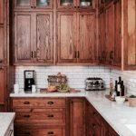 Makeover Your Kitchen Cabinets for More Storage And More Floor Space 81