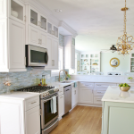 Makeover Your Kitchen Cabinets for More Storage And More Floor Space 83