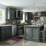 Makeover Your Kitchen Cabinets for More Storage And More Floor Space 86