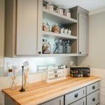 Makeover Your Kitchen Cabinets for More Storage And More Floor Space 93