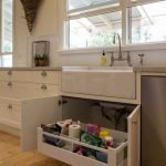 Makeover Your Kitchen Cabinets for More Storage And More Floor Space 95