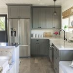 Makeover Your Kitchen Cabinets for More Storage And More Floor Space 97