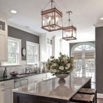 Makeover Your Kitchen Cabinets for More Storage And More Floor Space 98