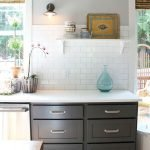 Makeover Your Kitchen Cabinets for More Storage And More Floor Space 1