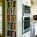 Makeover Your Kitchen Cabinets for More Storage And More Floor Space 2