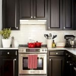 Makeover Your Kitchen Cabinets for More Storage And More Floor Space 7