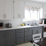 Makeover Your Kitchen Cabinets for More Storage And More Floor Space 12