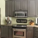 Makeover Your Kitchen Cabinets for More Storage And More Floor Space 14
