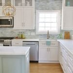 Makeover Your Kitchen Cabinets for More Storage And More Floor Space 18