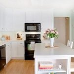 Makeover Your Kitchen Cabinets for More Storage And More Floor Space 23