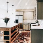 Makeover Your Kitchen Cabinets for More Storage And More Floor Space 25