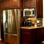 Makeover Your Kitchen Cabinets for More Storage And More Floor Space 27