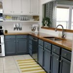 Makeover Your Kitchen Cabinets for More Storage And More Floor Space 30
