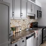 Makeover Your Kitchen Cabinets for More Storage And More Floor Space 33