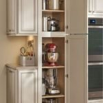 Makeover Your Kitchen Cabinets for More Storage And More Floor Space 38