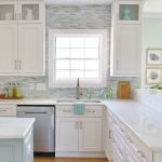 Makeover Your Kitchen Cabinets for More Storage And More Floor Space 39
