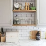 Makeover Your Kitchen Cabinets for More Storage And More Floor Space 40