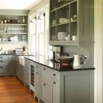 Makeover Your Kitchen Cabinets for More Storage And More Floor Space 42