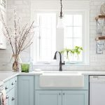 Makeover Your Kitchen Cabinets for More Storage And More Floor Space 44