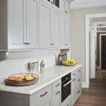 Makeover Your Kitchen Cabinets for More Storage And More Floor Space 45